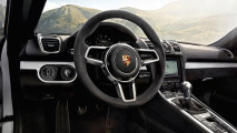 Porsche Boxster Spyder 2015