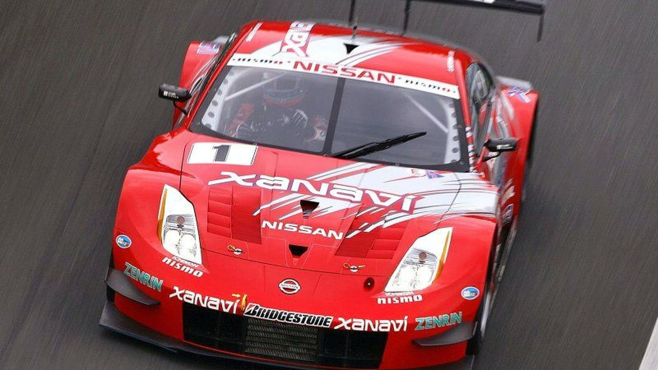 Nissan 350Z GT500