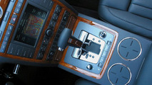 VW Phaeton center console
