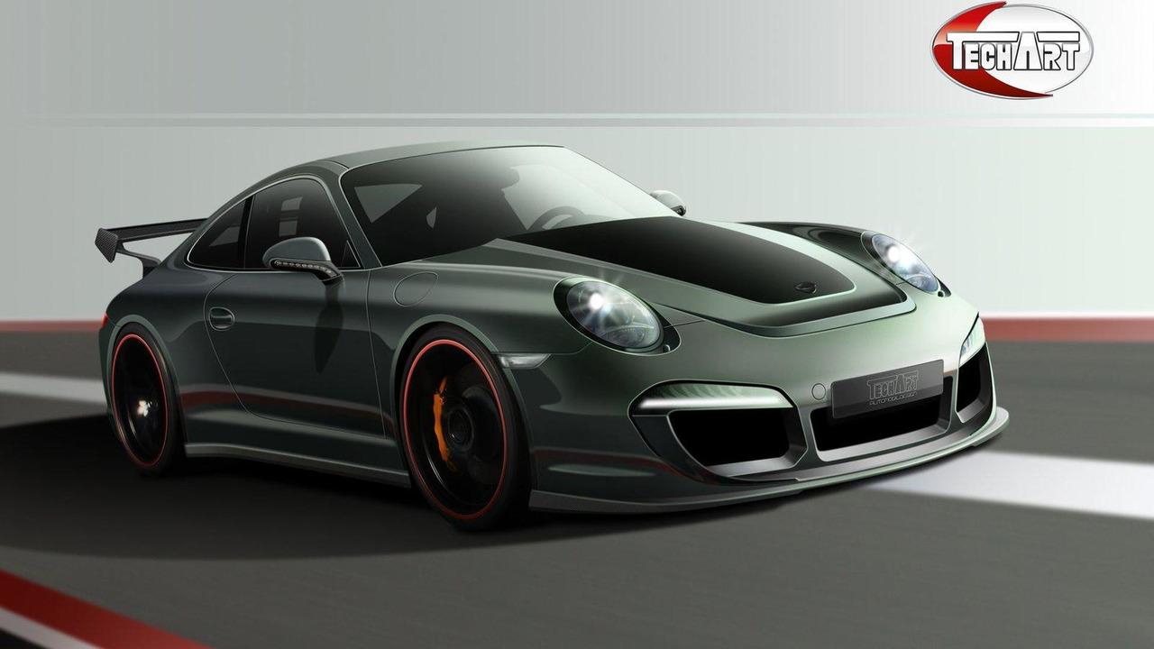 2012 Porsche 911 by TechArt 20.09.2011