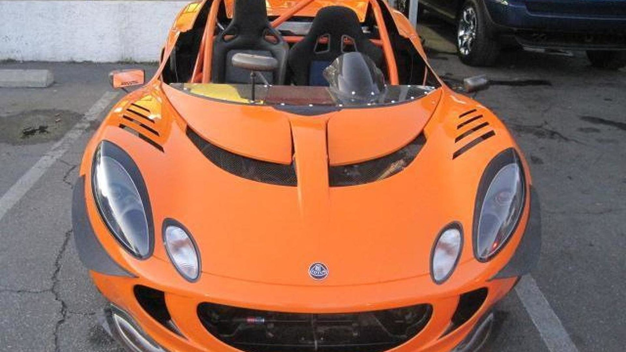 Modified Lotus Elise - 12.10.2011