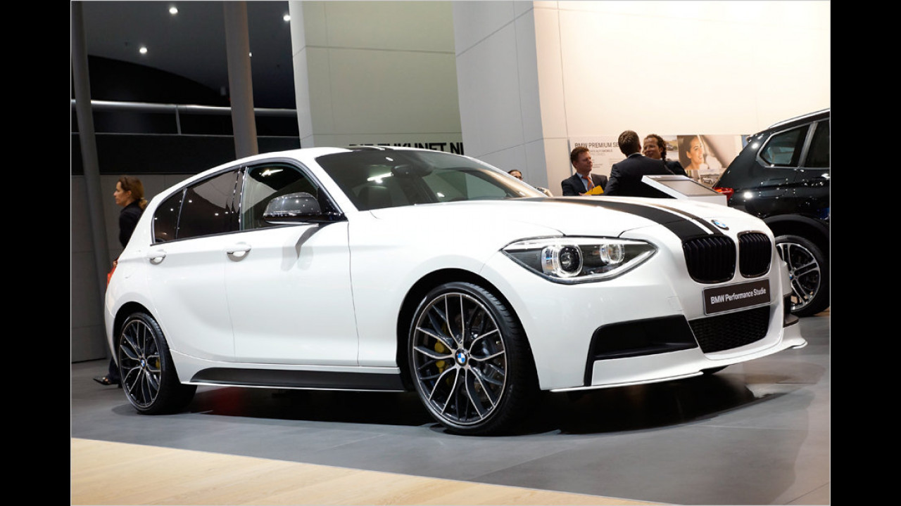 BMW 1er Performance Studie