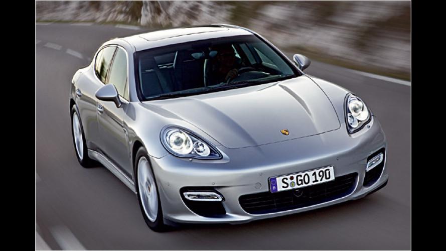 Preise, Power, Platzangebot: Details zum Porsche Panamera