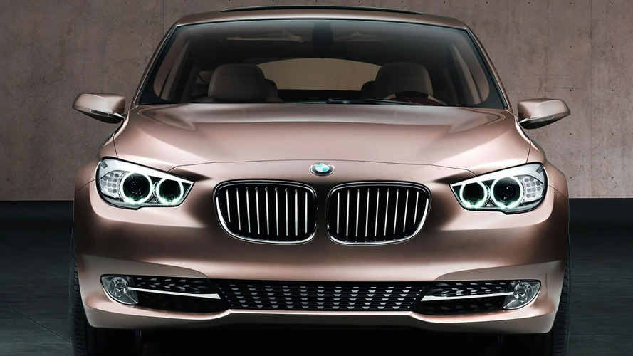 BMW 5 Series GT Concept Officially Revealed