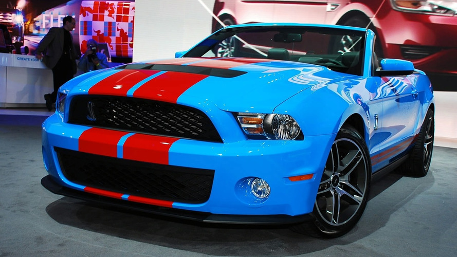 First 2010 Ford Shelby GT500 & 2010 Ford F-150 SVT Raptor Put Up for Auction