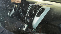 Kia Ceed Plus MPV Interior Spy Photo