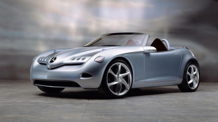 Mercedes may build roadster based on A-Class