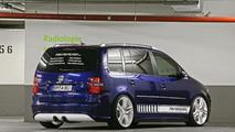 Mr Car Design Volkswagen Touran