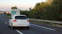 The SEAT Ibiza ECOMOTIVE