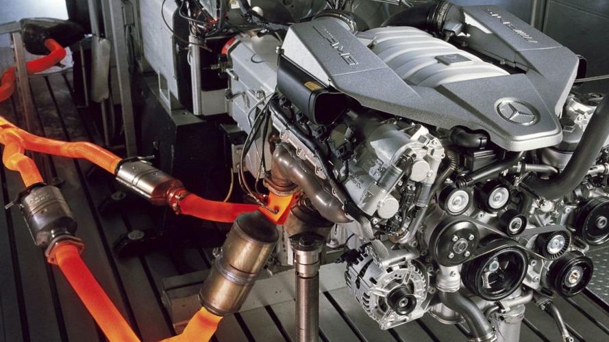 Mercedes AMG Dropping 6.2-liter V8 for Bi-Turbo 5.5-Liter V8 - report
