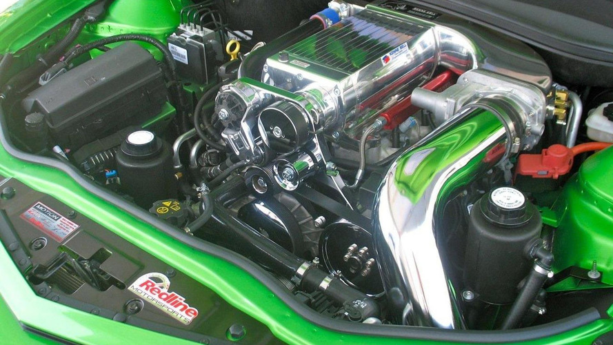 First 2011 MOTION Camaro with 800hp delivered