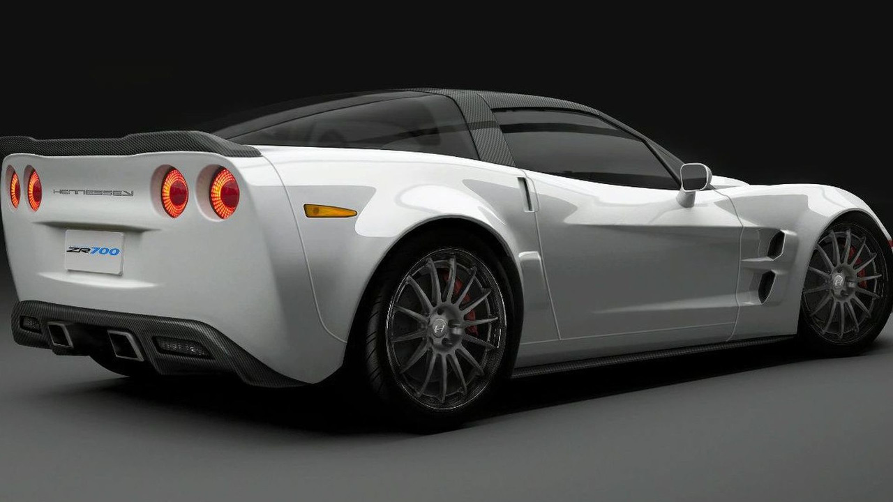 Hennessey ZR700 Limited Edition 3D renderings - 1280