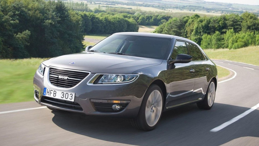 Saab sold to the Chinese