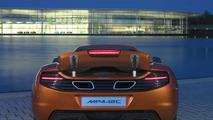 Jay Leno picks up his new McLaren MP4-12C [video]