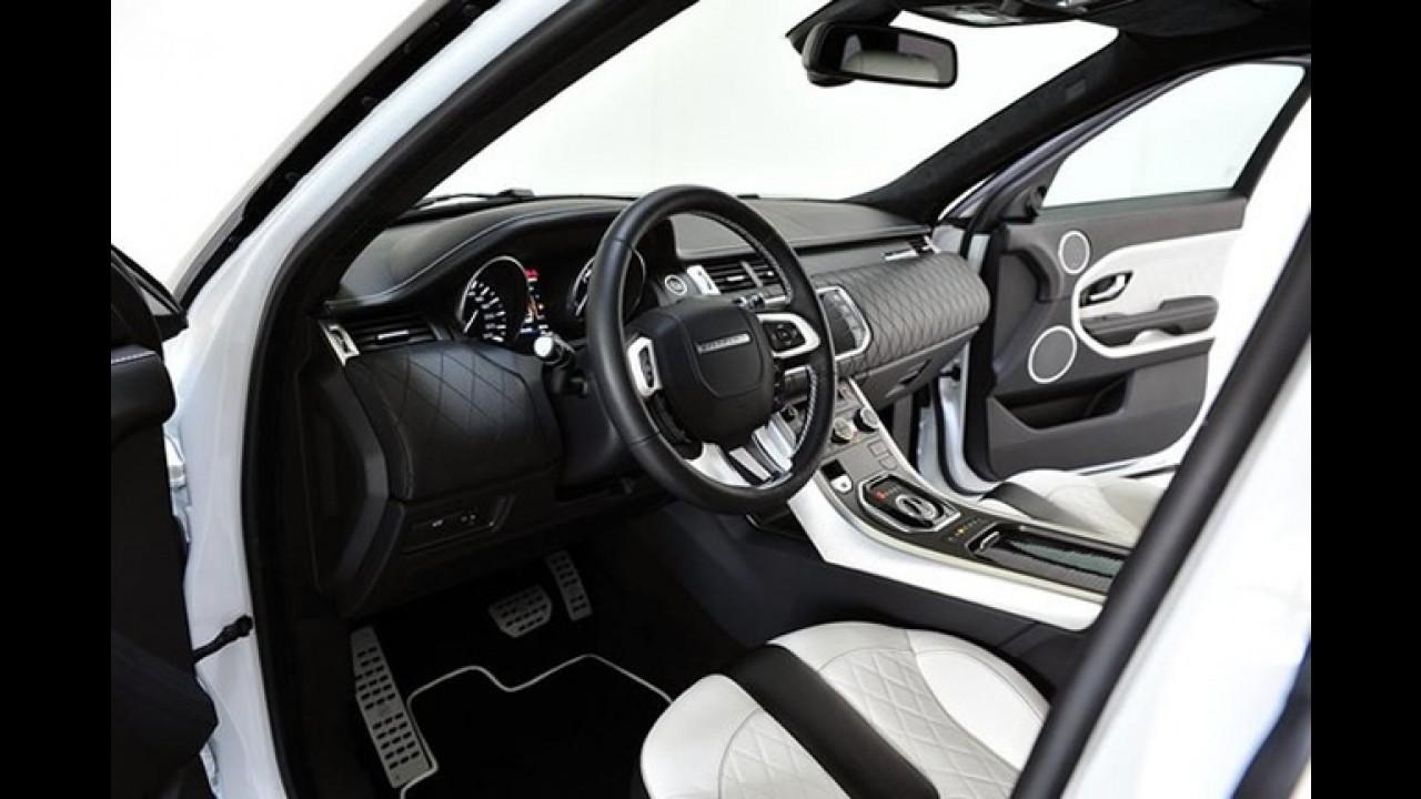 Range Rover Evoque by Startech
