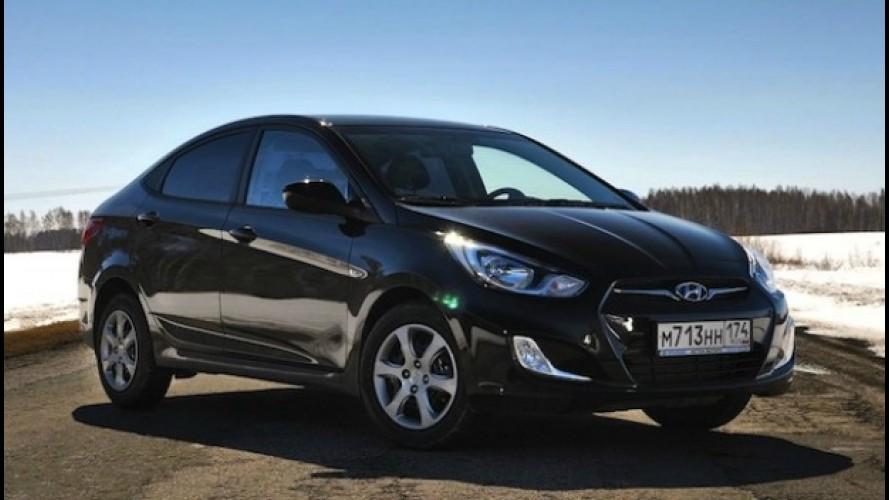 Veja a lista dos carros mais vendidos na Rússia em fevereiro de 2012