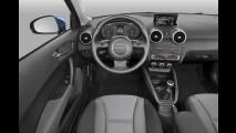 Audi A1 ganha cara nova e estreia motor 1.0 turbo de três cilindros e 95 cv