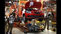 GM confirma férias coletivas para funcionários da fábrica do Onix