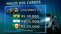 Coluna Alta Roda: Calmon volta a falar dos preços de carros no Brasil