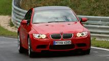New BMW M3 CSL E92 spy photo
