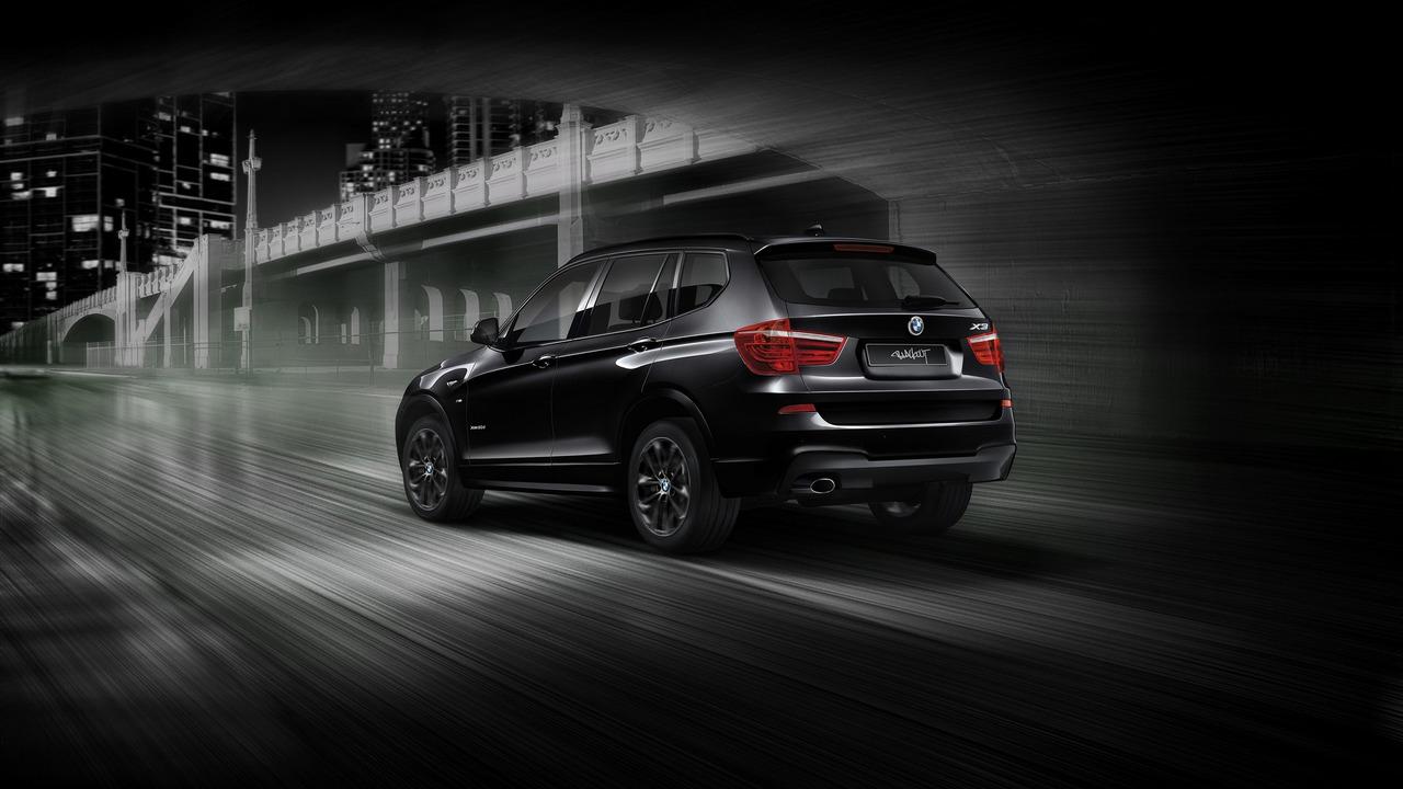 All BMW Models blacked out bmw x3 BMW X3 Blackout Edition photo