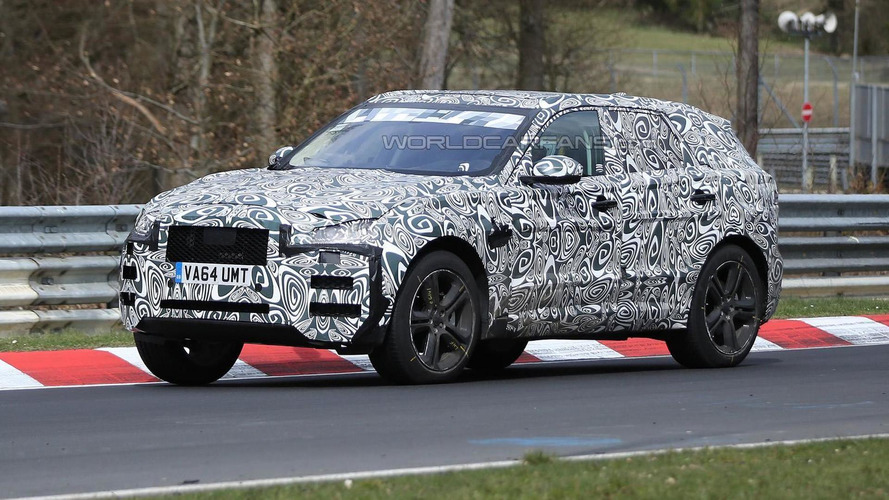Jaguar hints at smaller crossover to slot below F-Pace