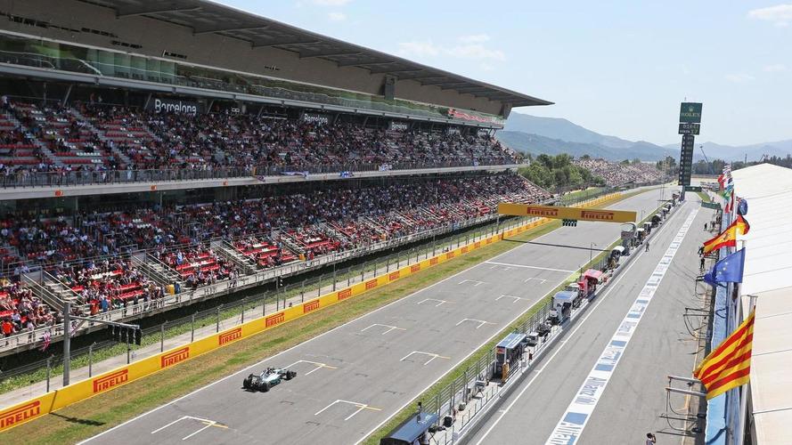 Barcelona staying on F1 calendar