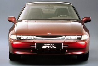 Sports Car Face Plant: Subaru SVX (1991 – 1997)