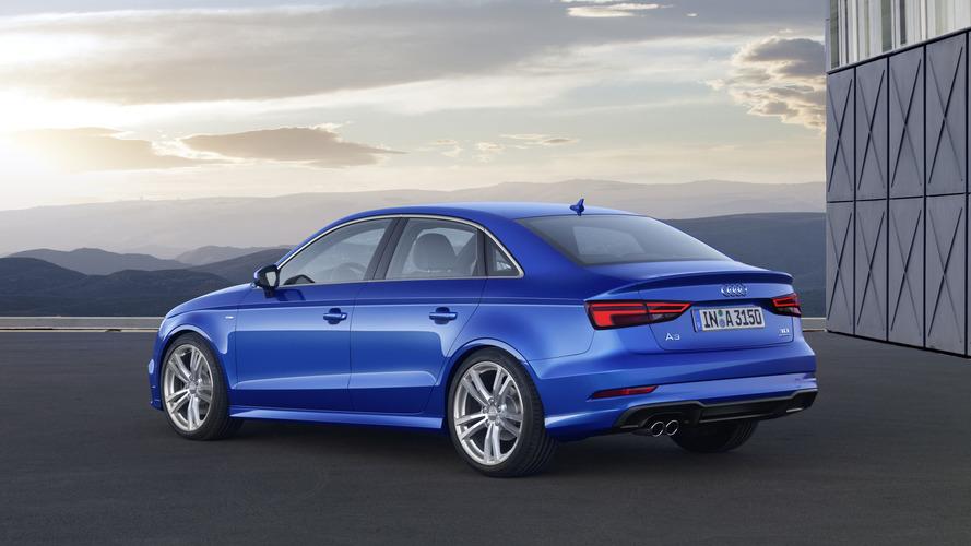 Audi A3 - Un inédit Coupé quatre portes en prévision ?