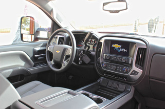 GMC Sierra, Chevy Silverado 2500-3500HD First Drive: Crazy Power, Newfound Refinement