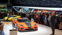 Koenigsegg Agera Final One of 1