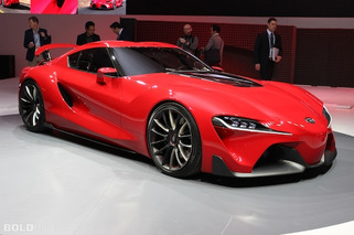 Toyota Trademarks 'Supra' Nameplate — New Sportscar on the Way?