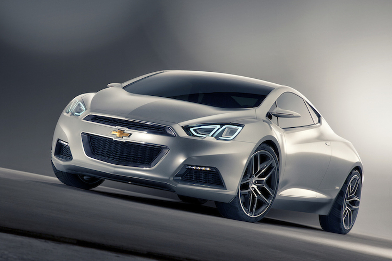 Chevrolet 'Jolt' Makes the Case For An Affordable Electric Coupe