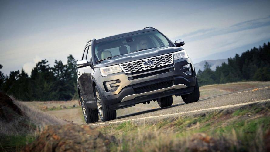 Review: 2016 Ford Explorer