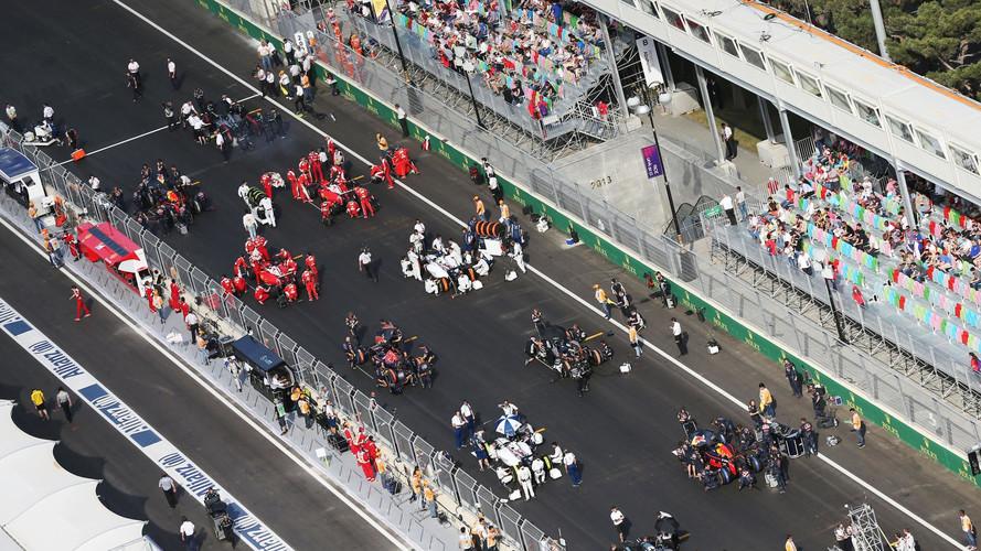 Horarios del GP de Azerbaiyán de F1: no coincide con MotoGP, sí con Moto2