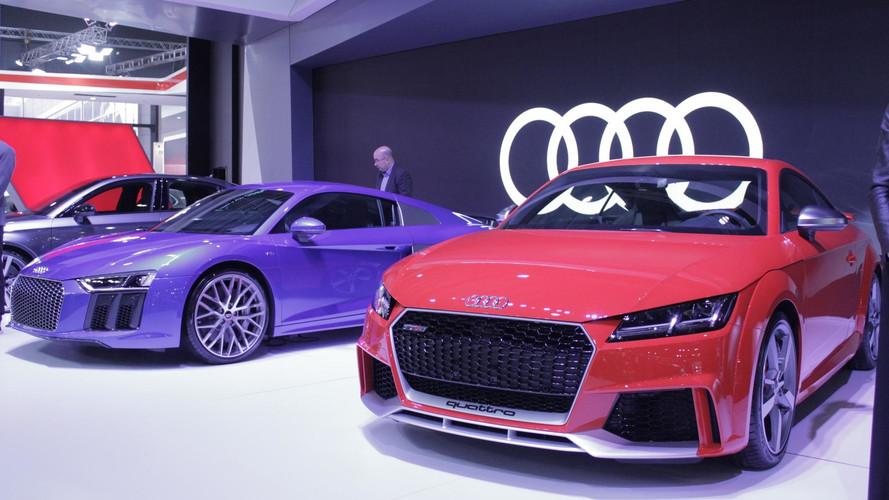 Buenos Aires - Audi leva TTRS, RS3 Sedan, S4 e S5 ao país vizinho