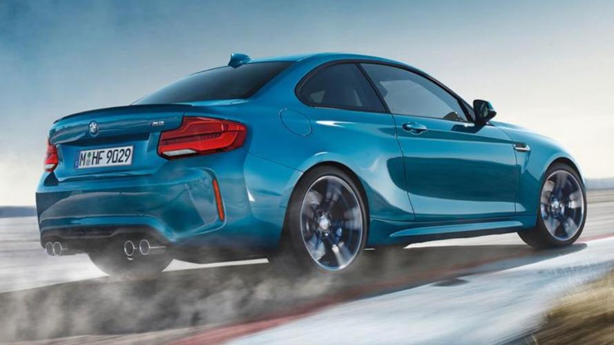 BMW M2 Coupé restyling: filtrado por sorpresa