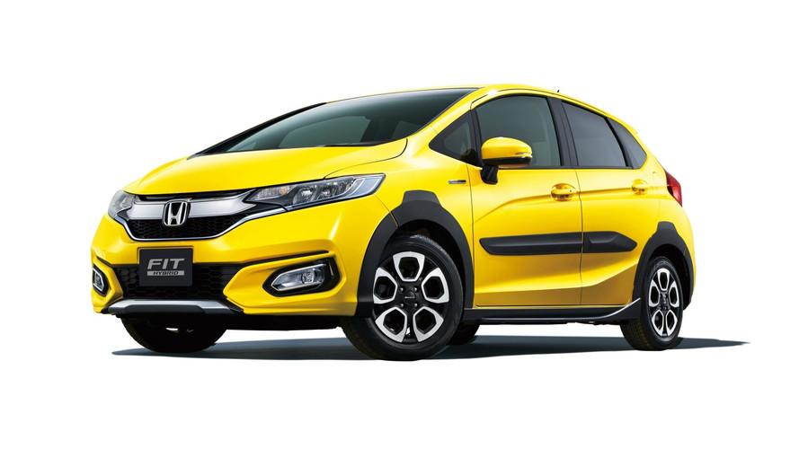 Honda Fit Cross Style é a nova versão
