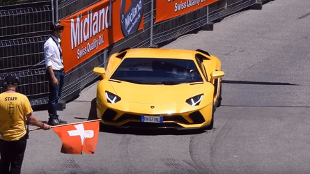 Watch Clarkson, Hammond, May Attack The Swiss Alps Before The Crash