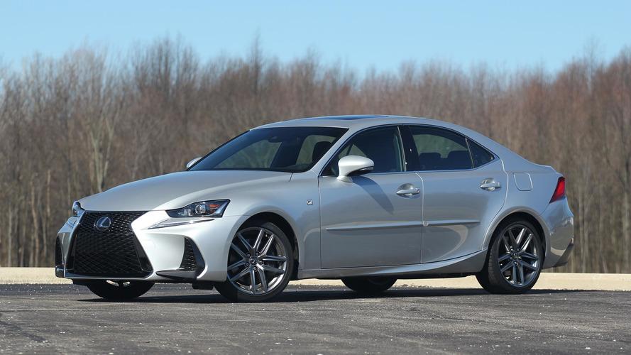 2017 Lexus IS 200t Review: Sharper Image