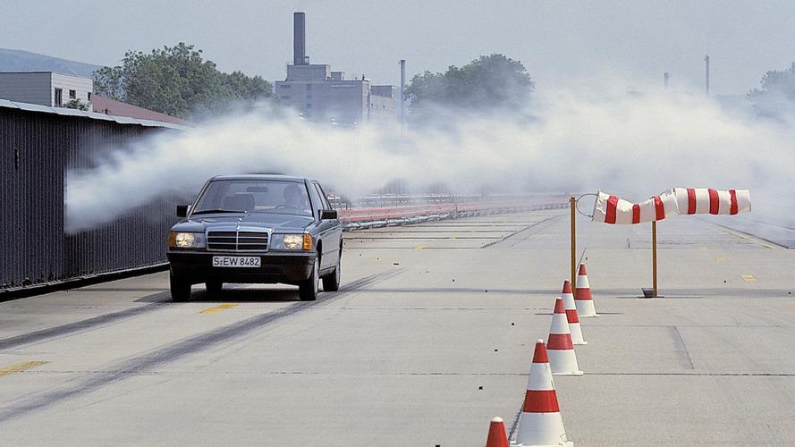 Pista de pruebas de Mercedes-Benz en Stuttgart
