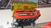 Honda Collection Hall Motegi - the competition cars