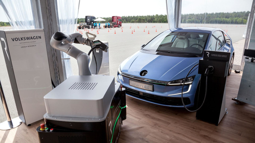 Volkswagen Gen.E araştırma aracı