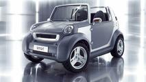 Show-Car smart crosstown (2005)