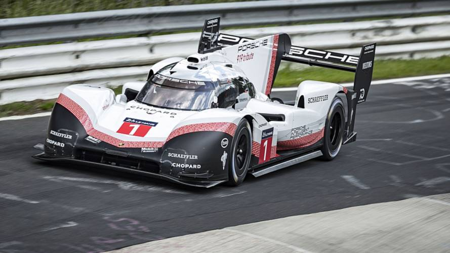 Porsche 919 Evo Has Lapped The Nurburgring In 5:19 [UPDATE]