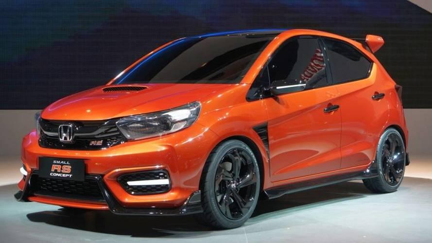 Honda Small RS Adlı Konsepti