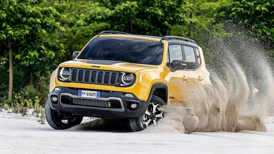 2019 Jeep Renegade Detailed In Full, Including Trailhawk Trim