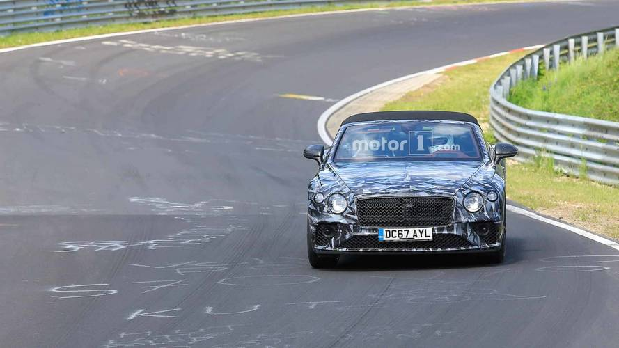 Bentley Continental GTC Casus Fotoğraflar