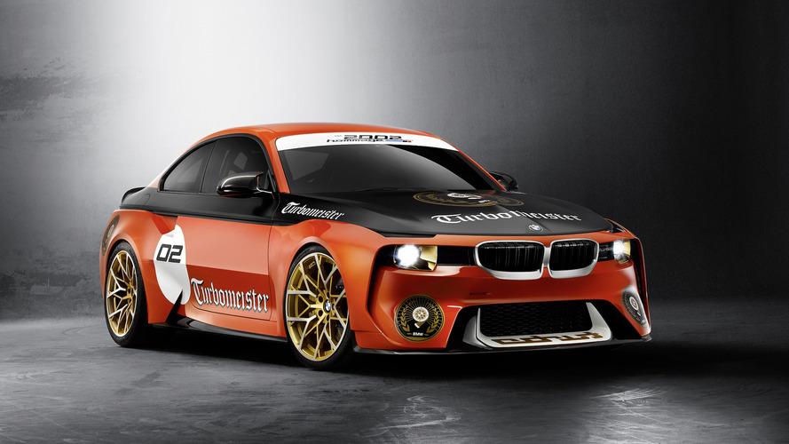 BMW 2002 Concept - Énième interprétation d'une légende