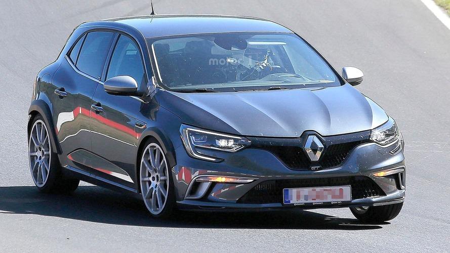 On en sait plus sur la prochaine Renault Mégane R.S. !